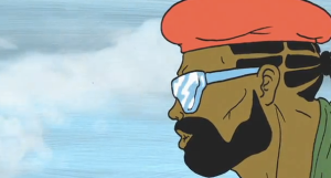 "Major Lazer ""Get free"""